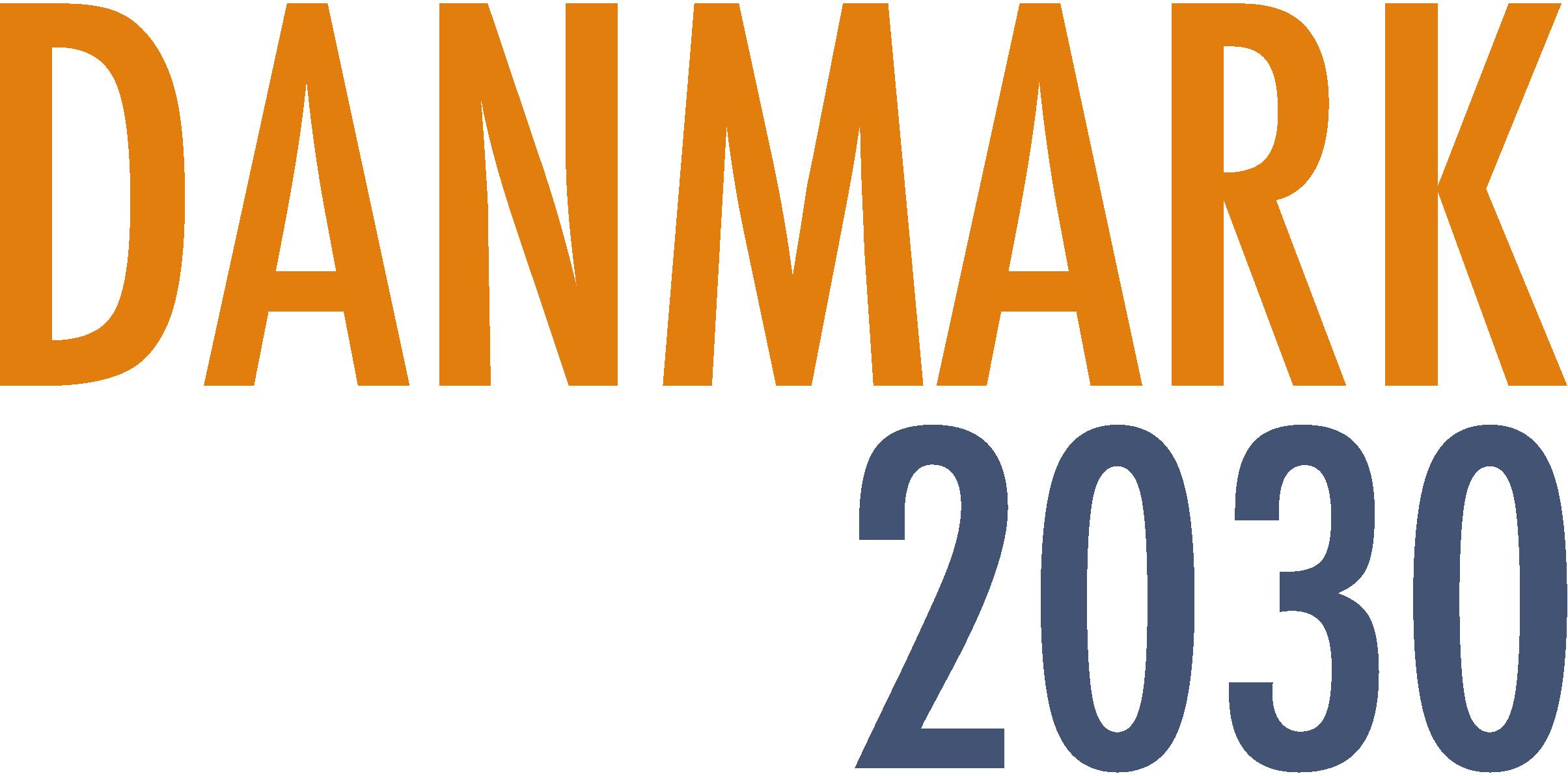 Danmark 2030 Logo